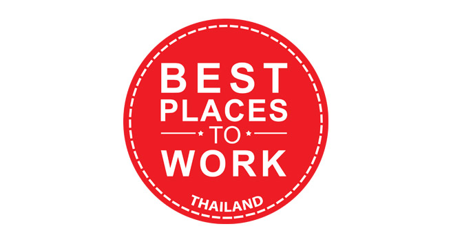 Robert Walters Thailand recognized as a Best Place To Work in Thailand for 2018