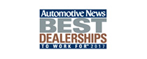 AUtomotive News Best Dealerships 2017