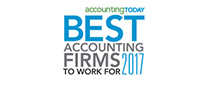 Bast accounting firms to work for 2017